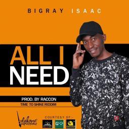 Bigray Isaac - ALL I NEED
