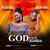 Ronnie Avans ft Justine Nabbosa - Save Uganda