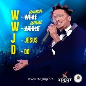 JARON NURSE - Watch What Jesus Do (WWJD)