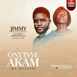 Jimmy D Psalmist - My Helper (ONYINYE-AKAM) FT AMARACHI EZE