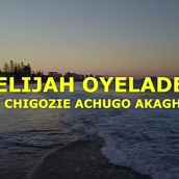 Elijah Oyelade - Thank you Father ft Chigozie Achugo Akagha
