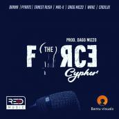 Barna ft Ernest Rush, Wake, Pyrate, Cadilux, Daggy Migo, Mal-X - The Force Cypher