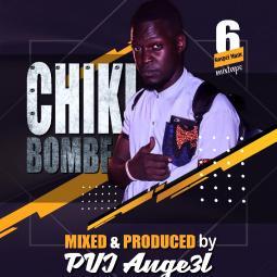 PVJ Ange3l - ChikibombeGospel Music mixtape 6