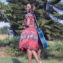 Damalie Mukisa - I Am Lifted