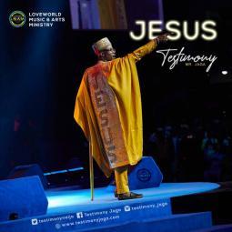 Testimony Mr Jaga - Jesus