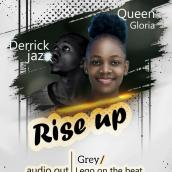 Derrick Jaz ft Queen Gloria - Rise Up