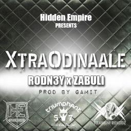 Radney ft Zabuli - Xtra Odinaale