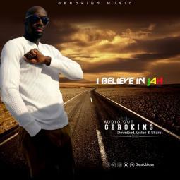 I believe in Jah album art