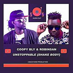 Unstoppable (Shake Body) album art