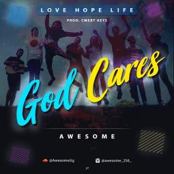 God Cares album art
