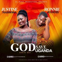 Save Uganda album art