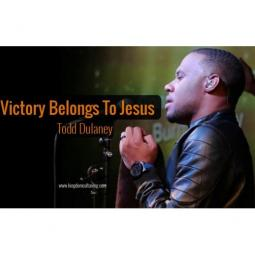 Victory Belongs to Jesus album art