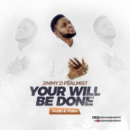 YOUR WILL BE DONE album art