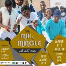Tonny Smart-Mix and Mingle ft All stars