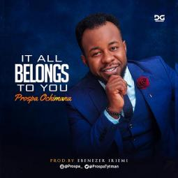 It All Belongs To You album art