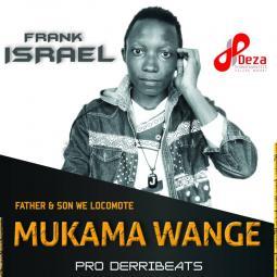 Mukama Wange album art