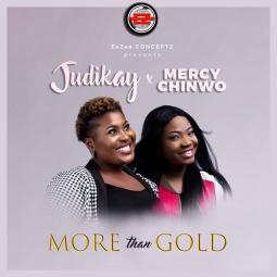 More Than Gold ft Judikay album art