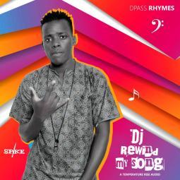 DJ rewind my song art work