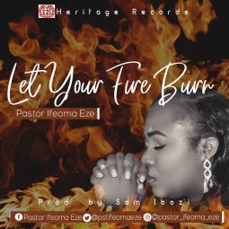Let Your Fire Burn album art