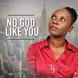 No God Like You album art