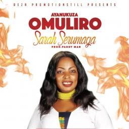 Ayanukuza Omuliro album art