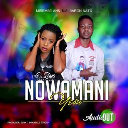 Nowamani Yesu album art