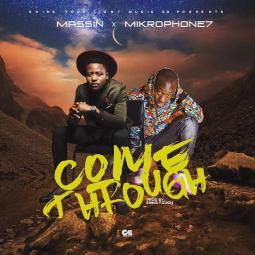 Come Through feat mikrophon7 album art