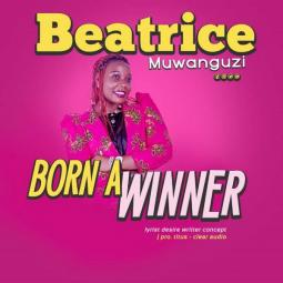 Born a winner album art