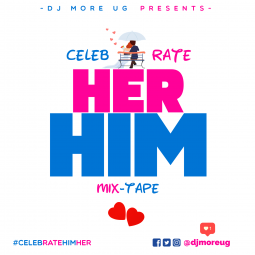 Celebrate Her Him Mixtape album art