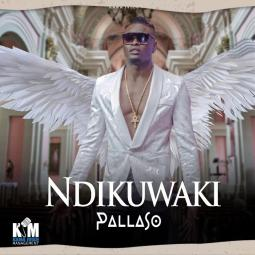 Ndikuwaki album art