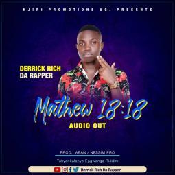 Mathew 18;18 album art