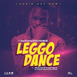 Leggo Dance art work
