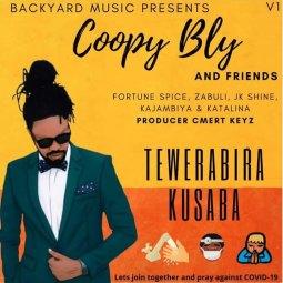 Tewerabira Kusaba - COVID-19 art work