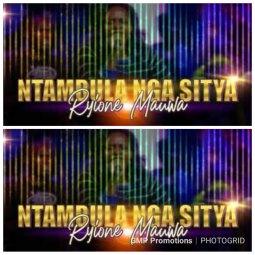 Ntambula Nga Sitya art work
