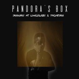 PANDORA'S BOX art work