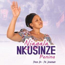 Njagala Nkusinze Yesu art work