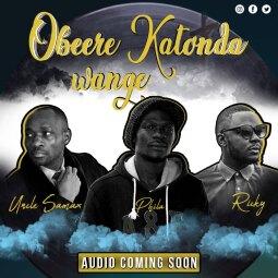 Obeere Katonda Wange art work
