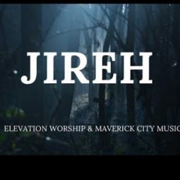 Jireh art work