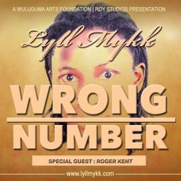 Wrong Number album art