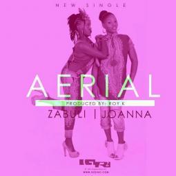 Aerial art work