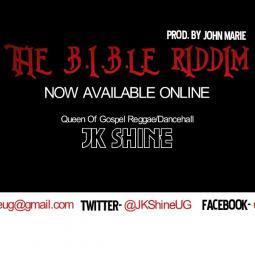 The Bible Riddim art work