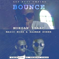 Bounce album art