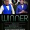Wilson Bugembe - Winner