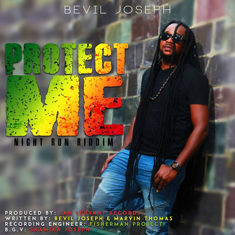 BEVIL JOSEPH - Protect me - lyrics Video