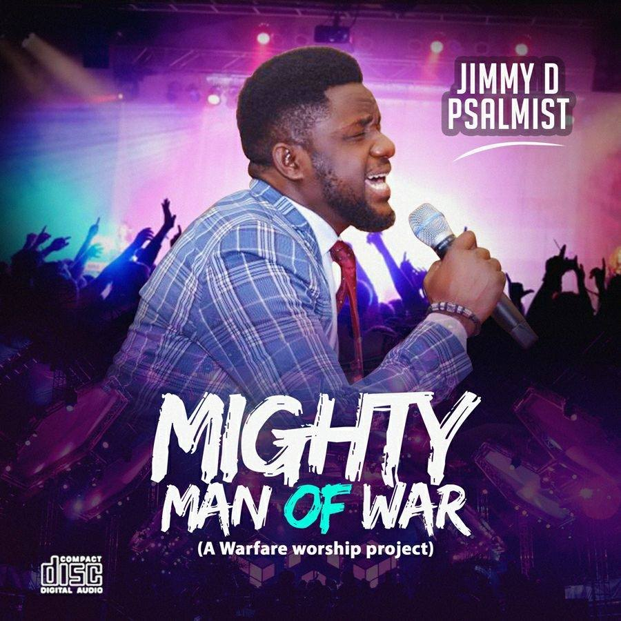 Jimmy D Psalmist-Mighty Man Of War mp3 - video