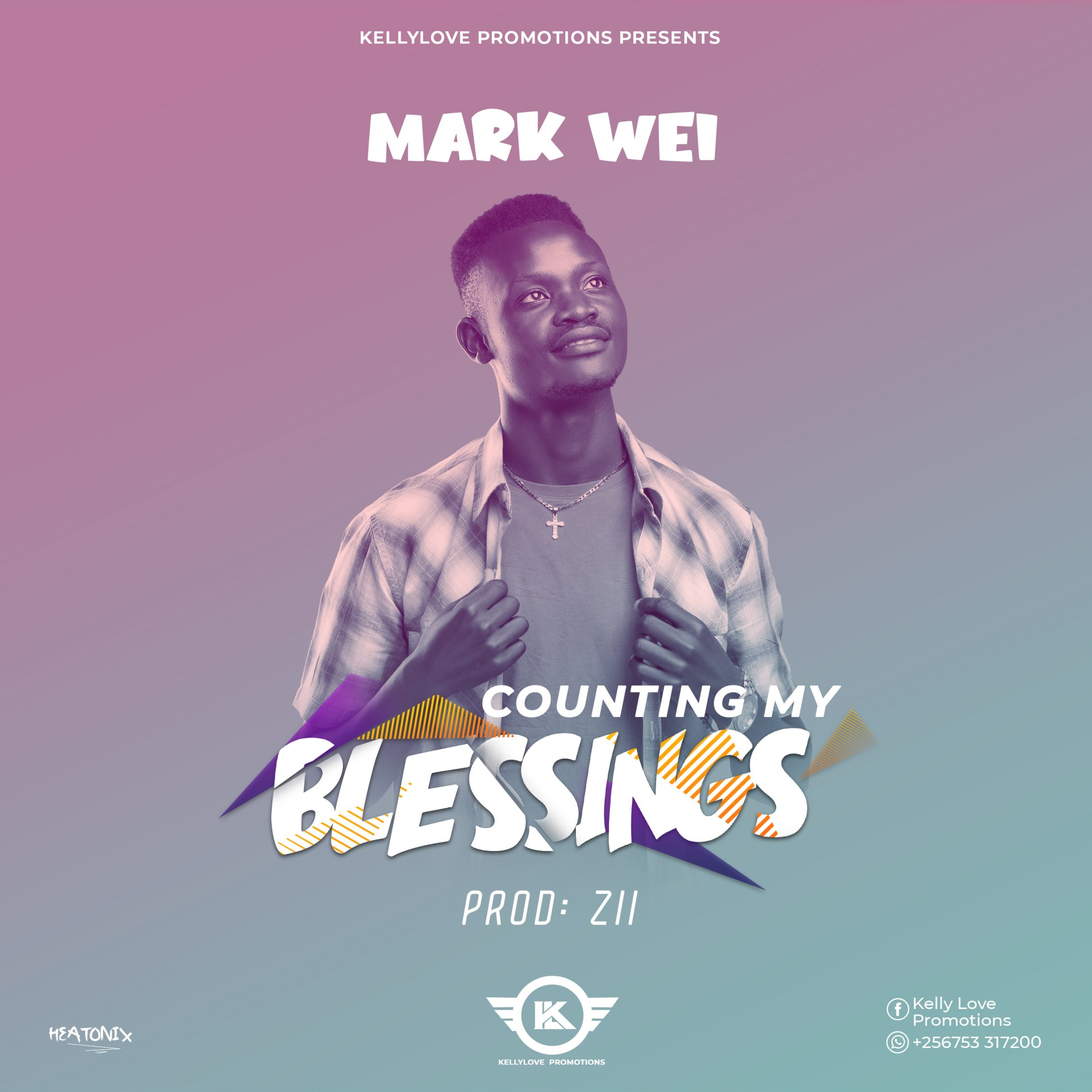 Mark Wei - COUNTING MY BLESSINGS - music Video
